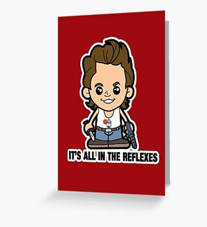 Lil Jack Greeting Card