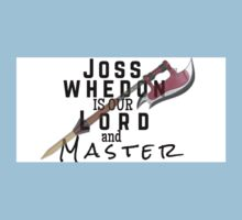 Joss Whedon Is Our Lord And Masters One Piece - Short Sleeve