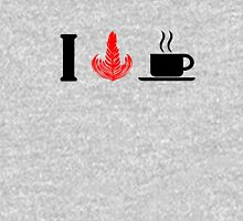 I HEART COFFEE Unisex T-Shirt