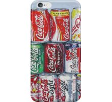 Coke Classic iPhone Case/Skin