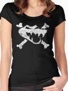 Pirates Rool! Women's Fitted Scoop T-Shirt