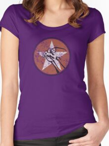 Fury of the Geeks Women's Fitted Scoop T-Shirt