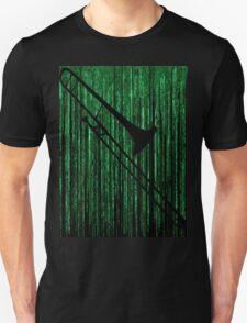 Matrix Musician - Trombonist Unisex T-Shirt