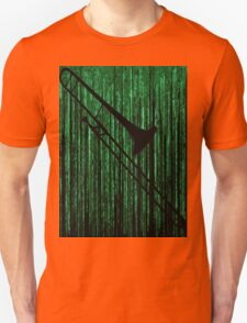 Matrix Musician - Trombonist T-Shirt