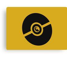 Pokemon Pokeball Dragon  Canvas Print