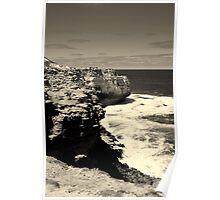 The Wonderful Great Ocean Road. Poster