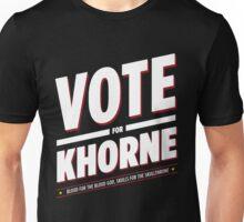 Vote for Khorne Unisex T-Shirt