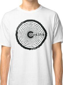 Duquette Cousins Wannabe - Black Classic T-Shirt