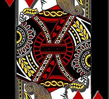 jack of hearts by tinncity