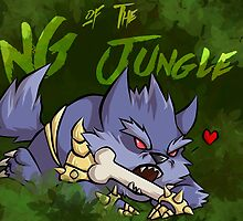 Warwick - King of the Junglers by linai
