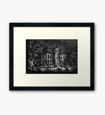 Idyll..,,,,whispers of the past... Framed Print