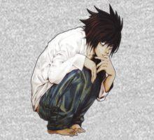 L - Death Note  by KronoShop