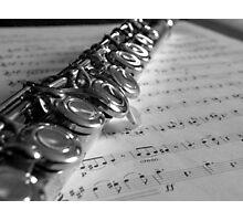 flute Photographic Print