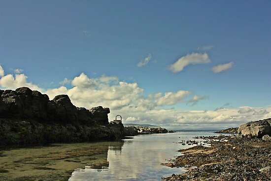 Portstwewart - A quiet Spot by Julesrules