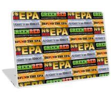 Defund The EPA Laptop Skin