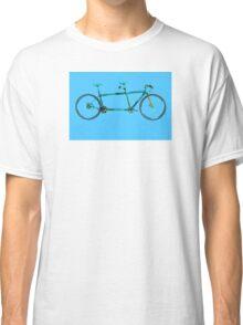Tandem Bicycle Classic T-Shirt