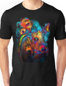 Miss P's Feathers Tee Unisex T-Shirt