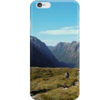 On Mackinnon Pass iPhone Case/Skin