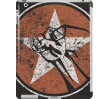 Fury of the Geeks - Dark iPad Case/Skin