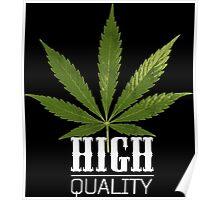 Marijuana High Quality Poster