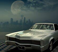 1969 Cadillac Eldorado  by TeeMack