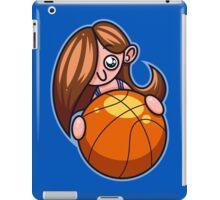 Basketball Player iPad Case/Skin
