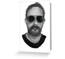 Geoff Lazer Ramsey Greeting Card