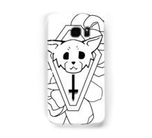 Kitty Casket Samsung Galaxy Case/Skin