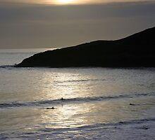 Surfer's corner by desertman