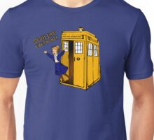 The Magic Tardis Unisex T-Shirt