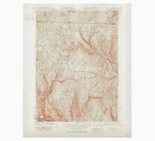 Massachusetts  USGS Historical Topo Map MA Heath 351792 1945 31680 Kids Tee