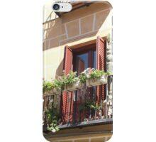 La Terraza iPhone Case/Skin