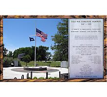 Cold War Submarine Memorial, Patriots Point [Charleston], SC Photographic Print
