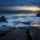 The anger of the sea by Saverio Savio