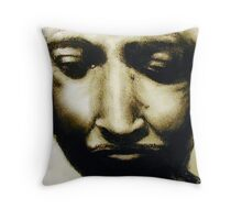 Muddy Waters Throw Pillow