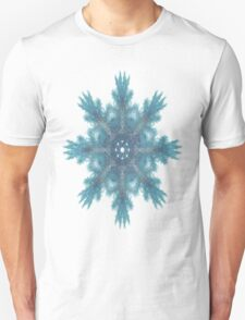 Apophysis Ice Blue Unisex T-Shirt