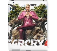 FarCry 4 Design iPad Case/Skin