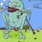 Adam William, la grenouille géant by Weird