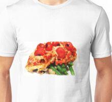 Gourmet Dish Unisex T-Shirt