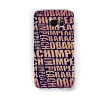Impeach Barack Obama Samsung Galaxy Case/Skin