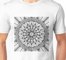 Zendala - Zentangle®-Inspired Art - ZIA 30 Unisex T-Shirt