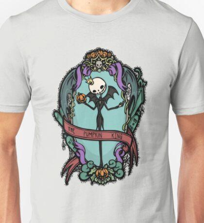 Pumpkin King Unisex T-Shirt