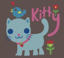 Cat Love Baby Tee
