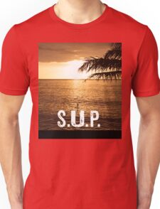 SUP - Stand Up Paddle Boarding  Unisex T-Shirt