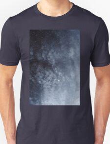 Blue veiled moon T-Shirt