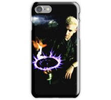 WIRE YOU SHOCKED iPhone Case/Skin