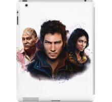 FarCry 4 Enemies iPad Case/Skin