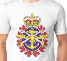 Canadian Forces (CF) Logo Unisex T-Shirt