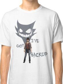 Two Souls - Backup - Color Classic T-Shirt