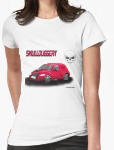 Skullduggery Womens Fitted T-Shirt